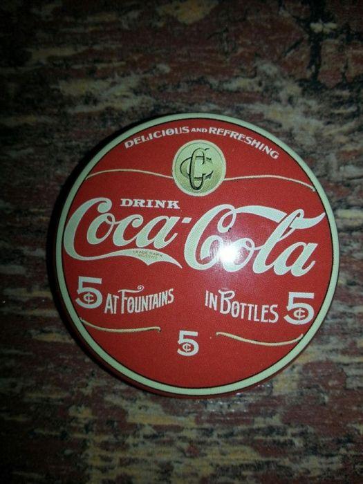 Coca cola insigna insigna coca cola de colectie