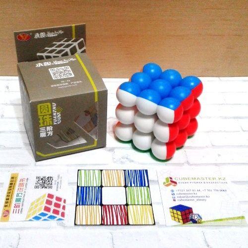 Скоростная головоломка YJ MoYu Ball Cube 3х3