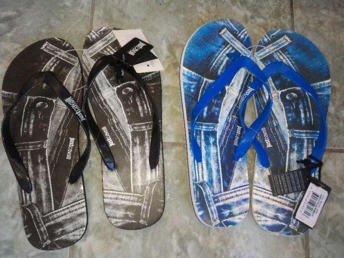 Papuci Just Cavalli Originali