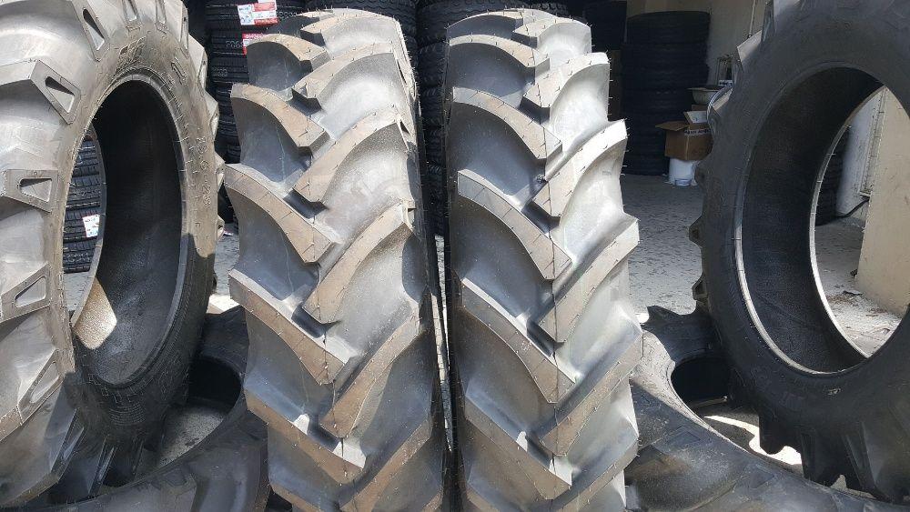 Cauciucuri 12.4-28 bkt 8 pliuri anvelope noi tractor cu garantie 2 ani