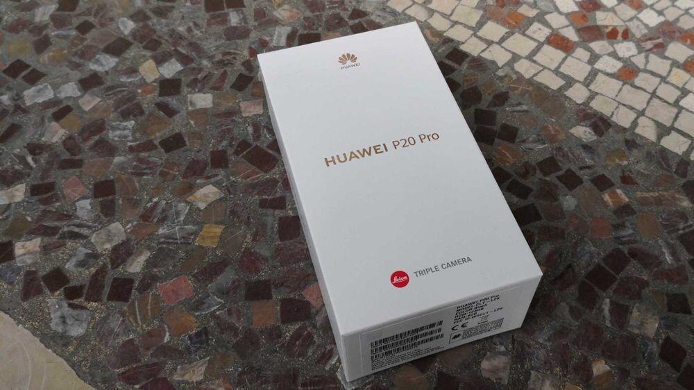 Huawei P20 Pro 128GB novo na caixa selado