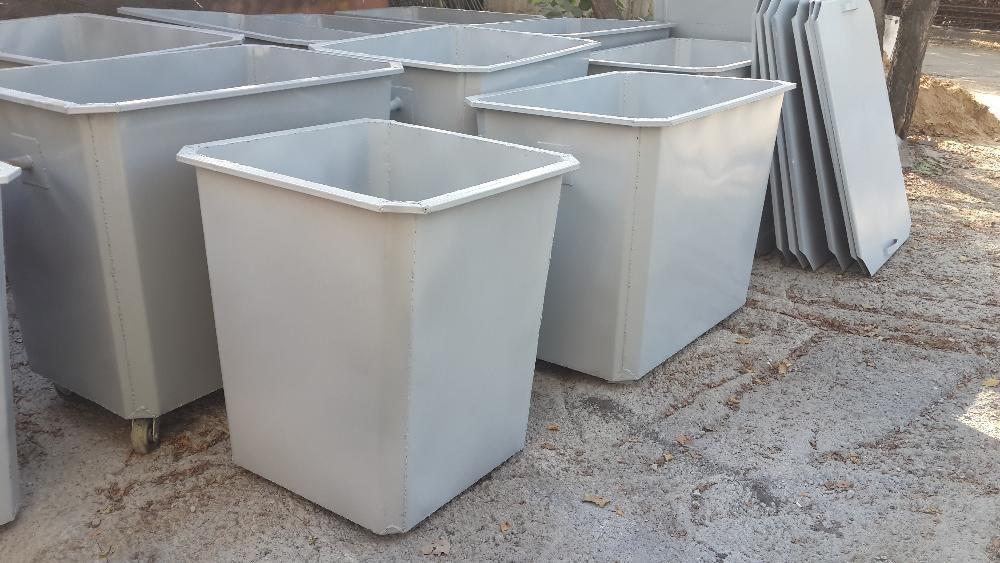 Мусорные контейнеры, урны в наличии от производителя