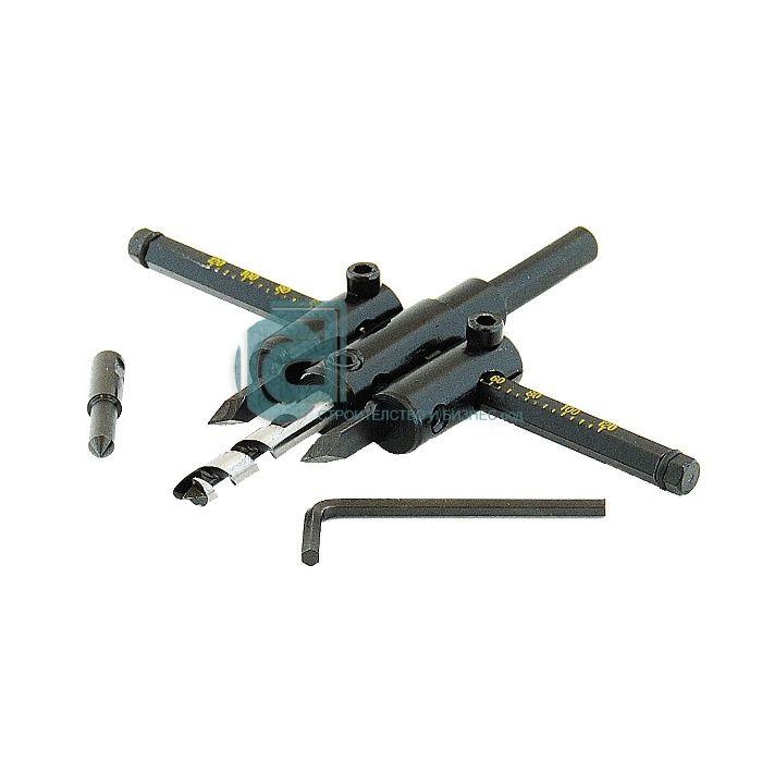 Регулируемо Свредло за метал, пластмаса и дърво до 120 и 200 мм.
