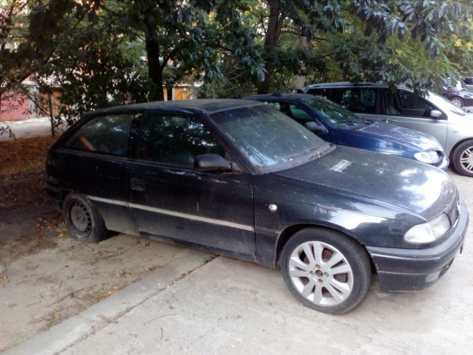 Opel Astra F Опел Астра Ф мотор X20XEV скорости F18