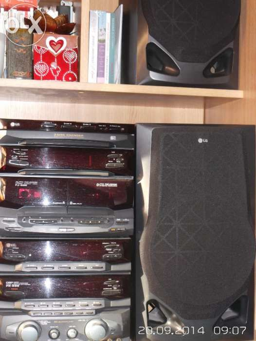 Combina muzicala LG FR 686