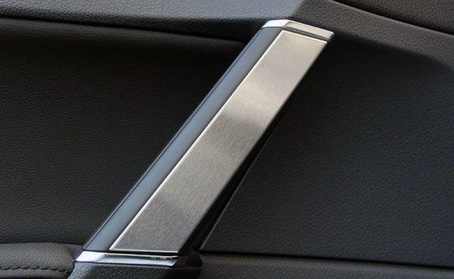 Ornamente metalice manere interioare usi - Golf 7