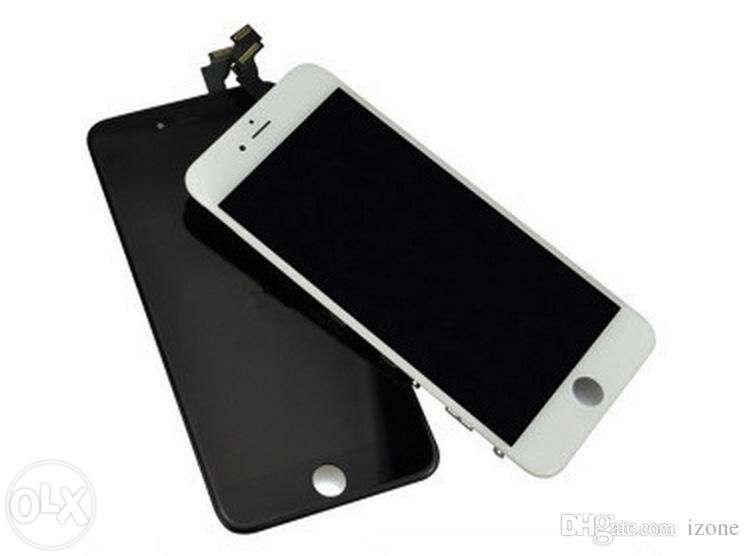 Iphone 6 Plus черен или бял Дисплей + тъч скрийн комплект