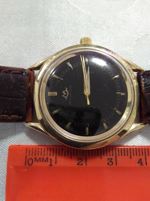 Ceas Movado clasic gold automatic