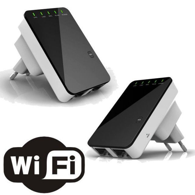Mini Router wireless / Repetor amplificator semnal wi-fi Router model