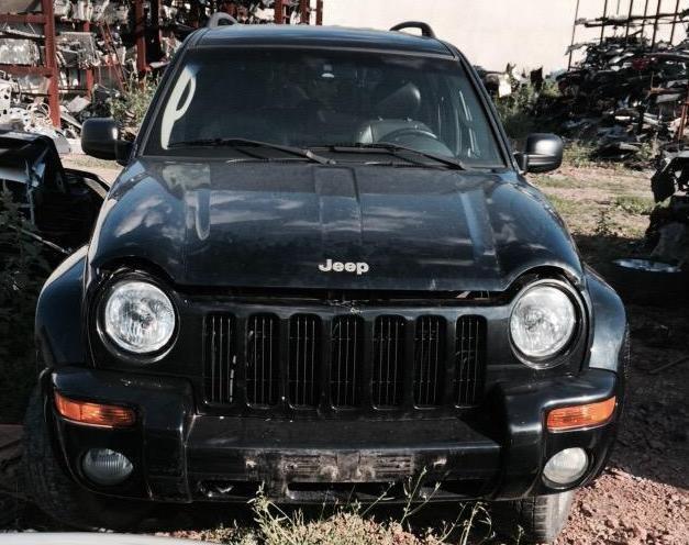 Jeep Cherokee2.8CRDI/3.7i на части