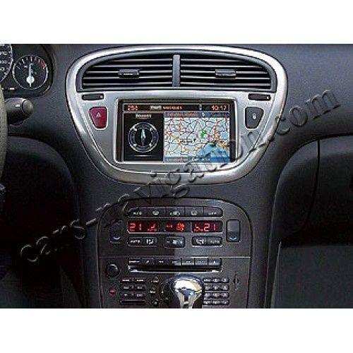 Навигация Пежо Peugeot 1007,206,207,306,307,407,607,807 Boxer Expert