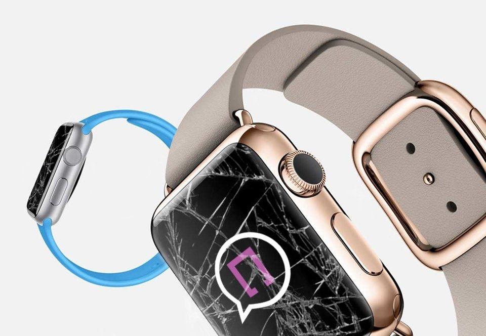 Ремонт часов Apple Watch, iWatch замена стекла, дисплея, аккумулятора