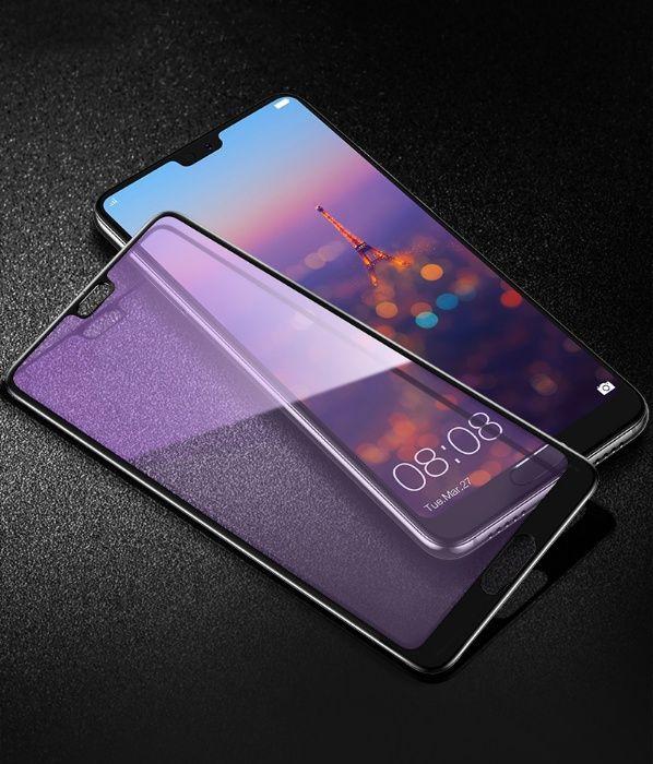 4D стъклен протектор HUAWEI P20 Lite, P20, P20 PRO, HONOR 8X, 9 Lite гр. София - image 2