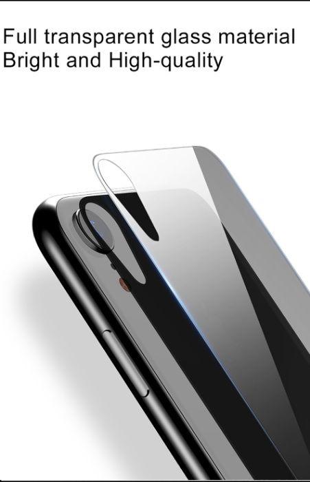 Folie sticla Spate iPhone XR, XS Max, X