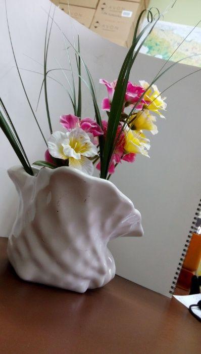 Ваза или декоративна купа с формата на раковина гр. София - image 11
