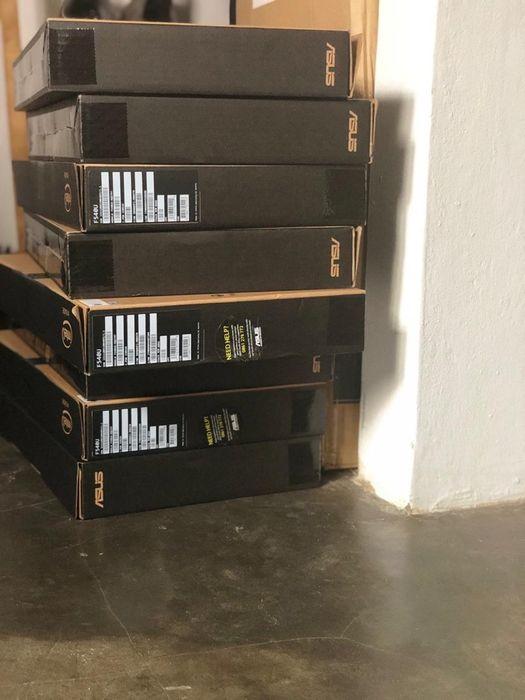 Laptop asus cor i5 8a geração Selados na caixa