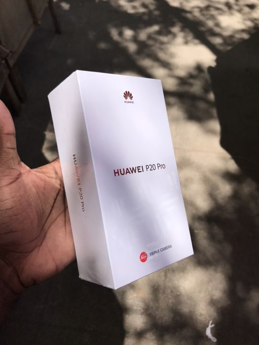 Huawei P20 Pro 128gb novo na caixa
