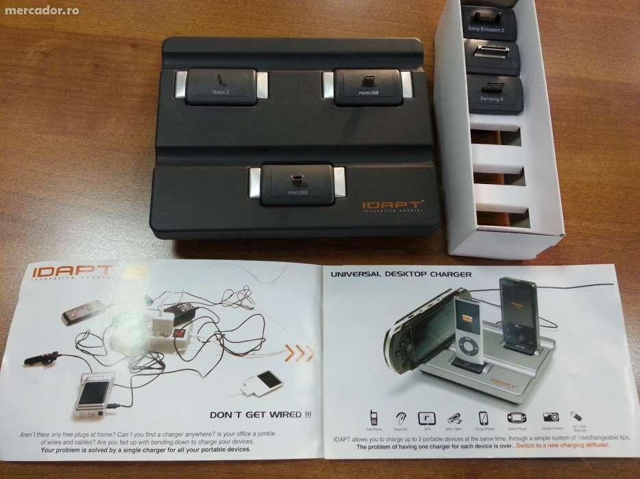 Incarcator universal IDAPT i3