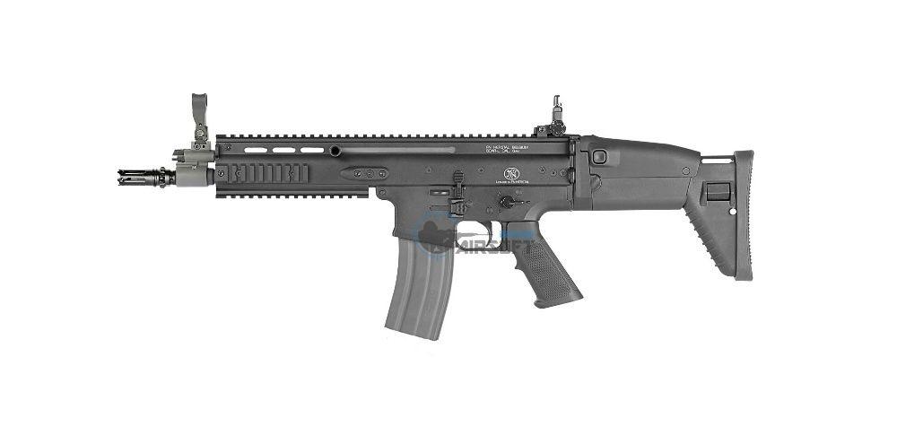 Pusca Airsoft AEG FN SCAR-L BK Herstal