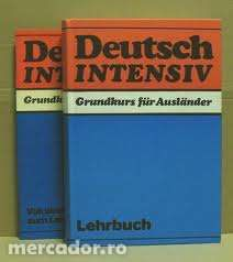 "Curs de limba germana ""Deutsch intensiv"""