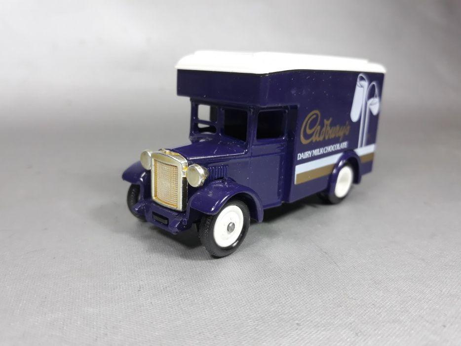 Ford Cadbury macheta de metal colecție made in England original