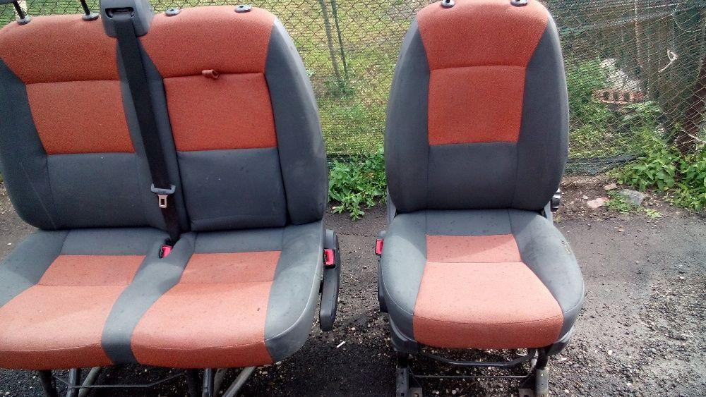 седалки за фиат дукато след 2006 г