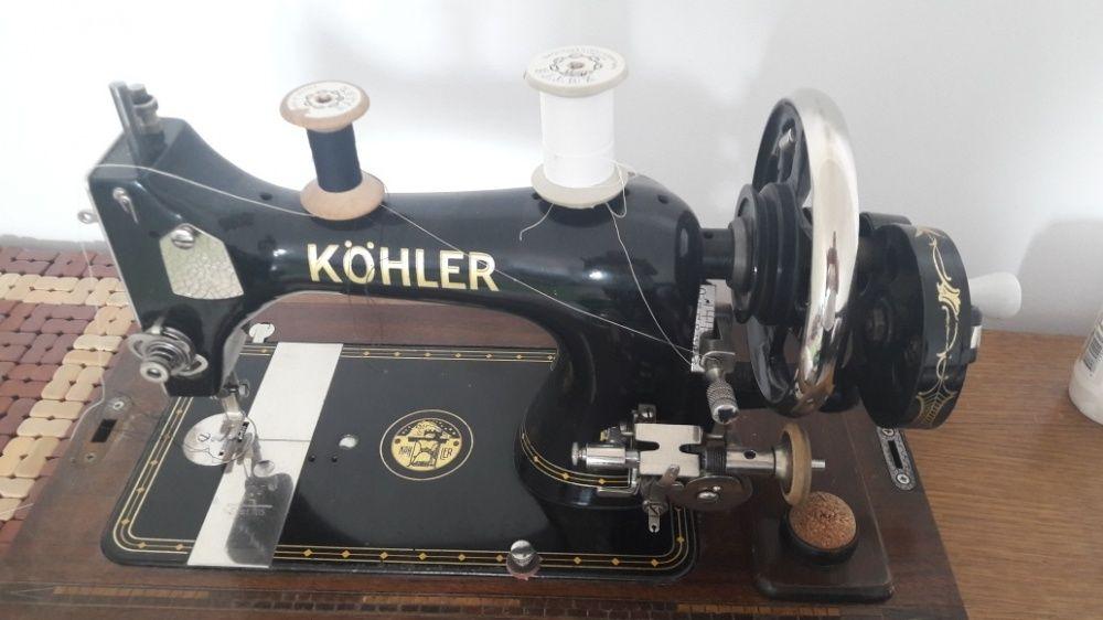 Vînd masină de cusut köhler