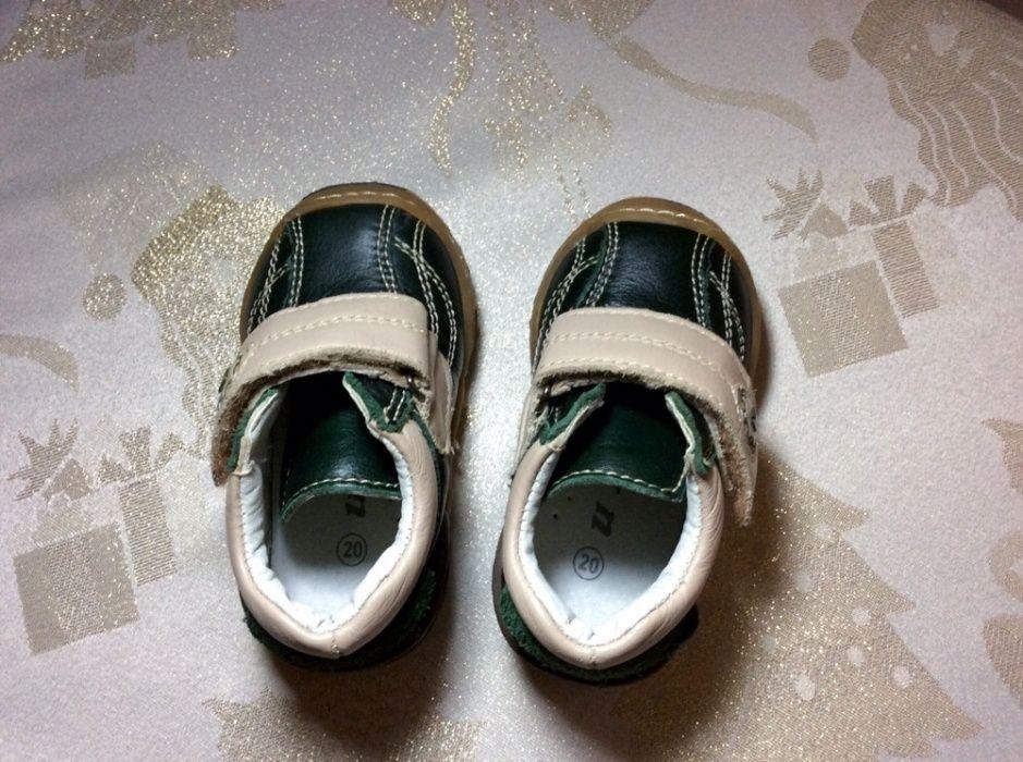 Papucei bebe, mărimea 20