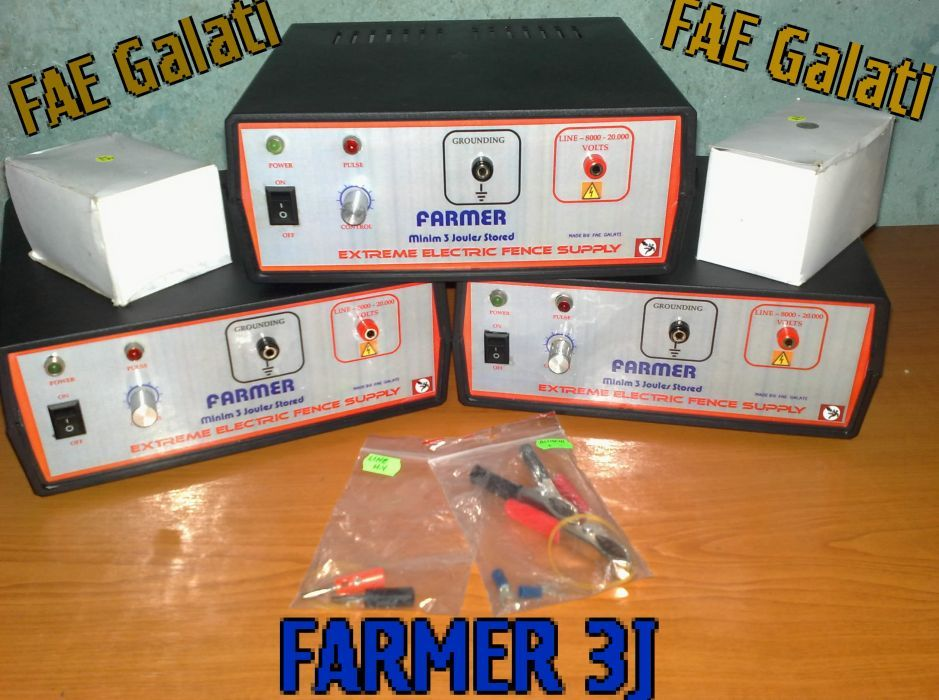 Generatoare gard electric Farmer