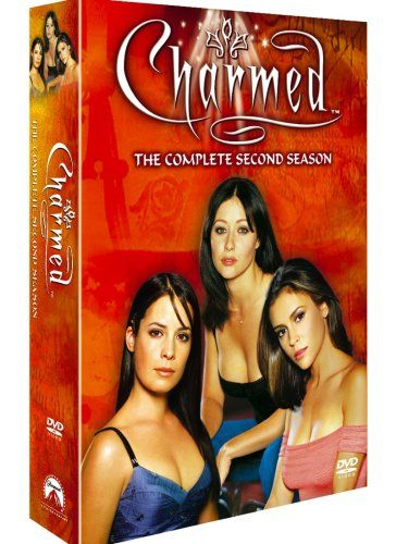 Двд/Dvd CHARMED - season 2 (Чародейките)