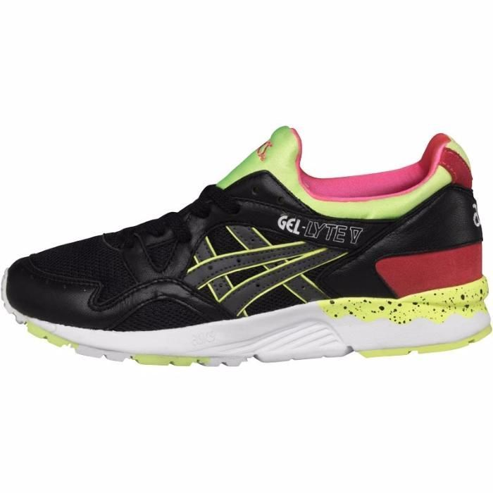 Asics Tiger Gel Lyte V 90s Trainers Black