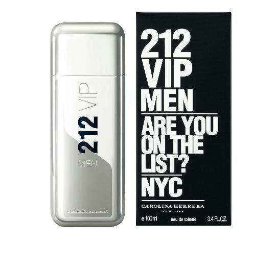 Perfume 212 VIP MEN 100ml Cidade de Matola - imagem 4