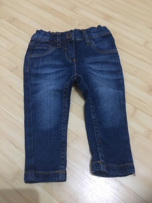 Vand lot pantaloni Zara H&M Pepco băieți 6-9 luni 74 cm