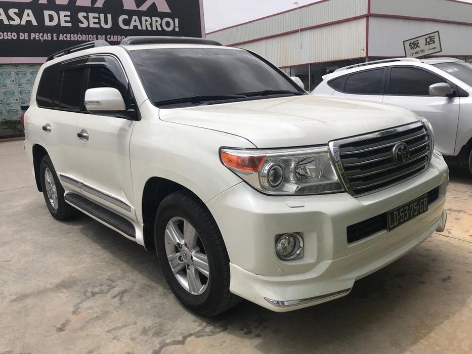 Toyota lande cruiser vxr gasolina v8 2016O preço é 17.500.000 kz.