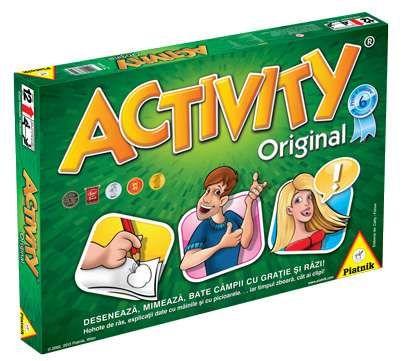 Joc de societate Activity, nou, sigilat,complet,ideal cadou