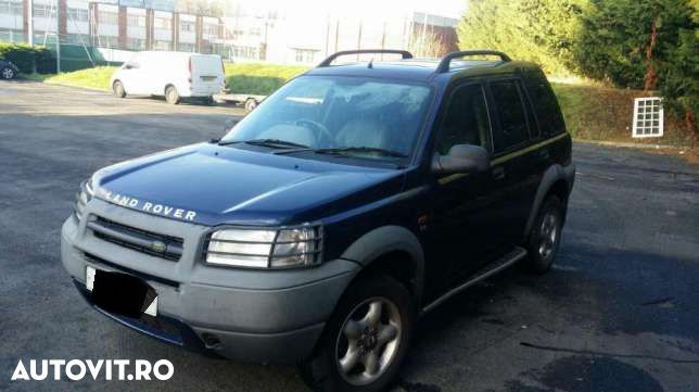 dezmembrez  Land Rover Freelander Td4 an2001