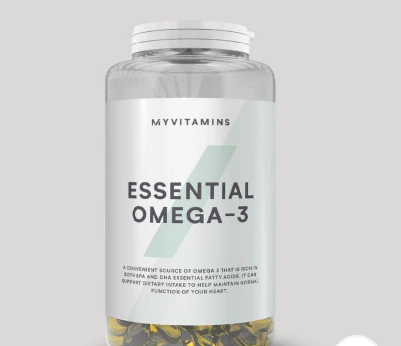 "Essential Omega-3 ""My protein"" Под заказ любую продукцию ""My protein"""