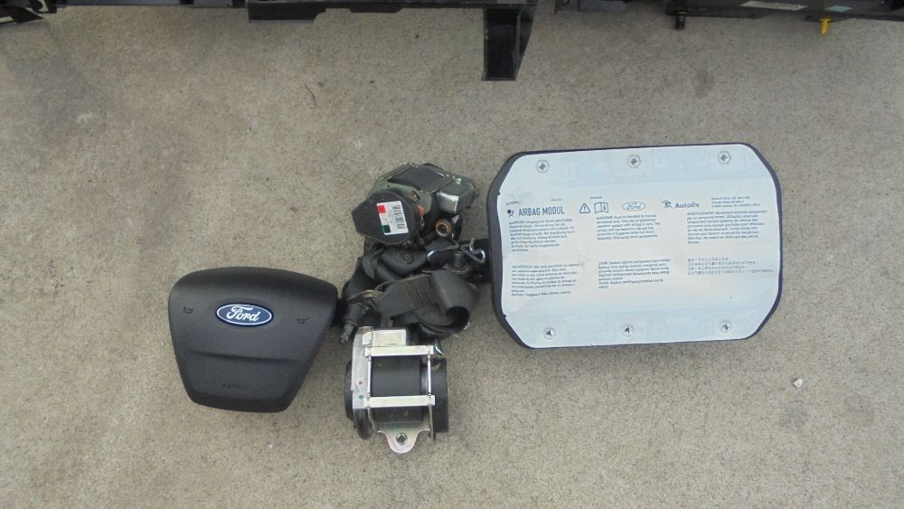 KIT Airbag FORD Focus MK3 Noul Model 2015+