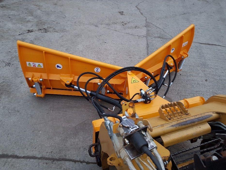 Plug zapada in ''V'' buldoexcavator Caterpillar 428, 432