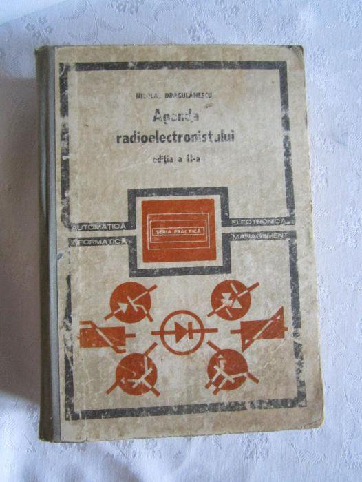 Agenda radioelectronistului - editia a II-a - Nicolae Dragulanescu