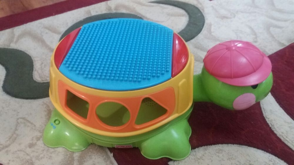 Broscuta testoasa Fisher price