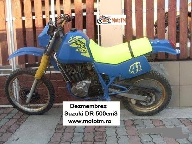 Dezmembrez Suzuki Dr500