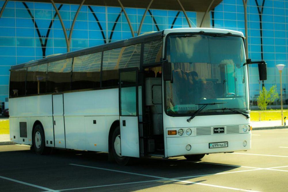 Аренда автобуса в Астане