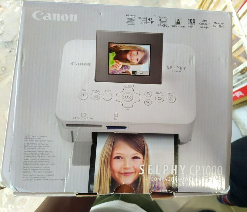 Impressora portatil para fotos