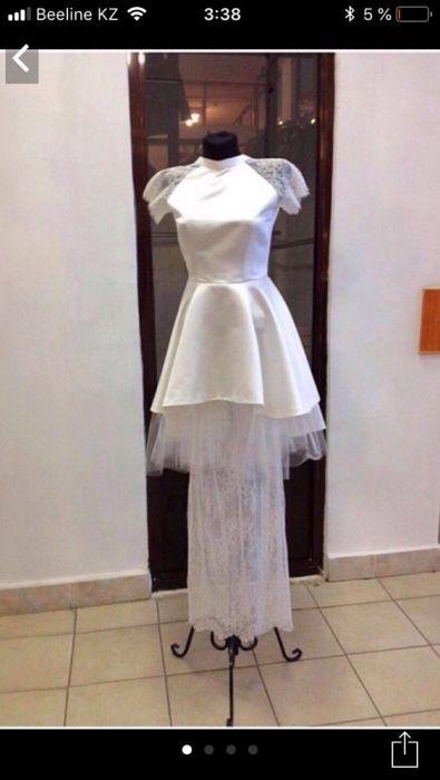Эксклюзивное нарядное платье