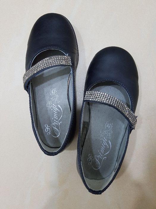 Обувки Primigi номер 24 естествена кожа