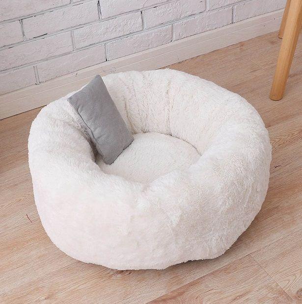 Плюшено легло за куче