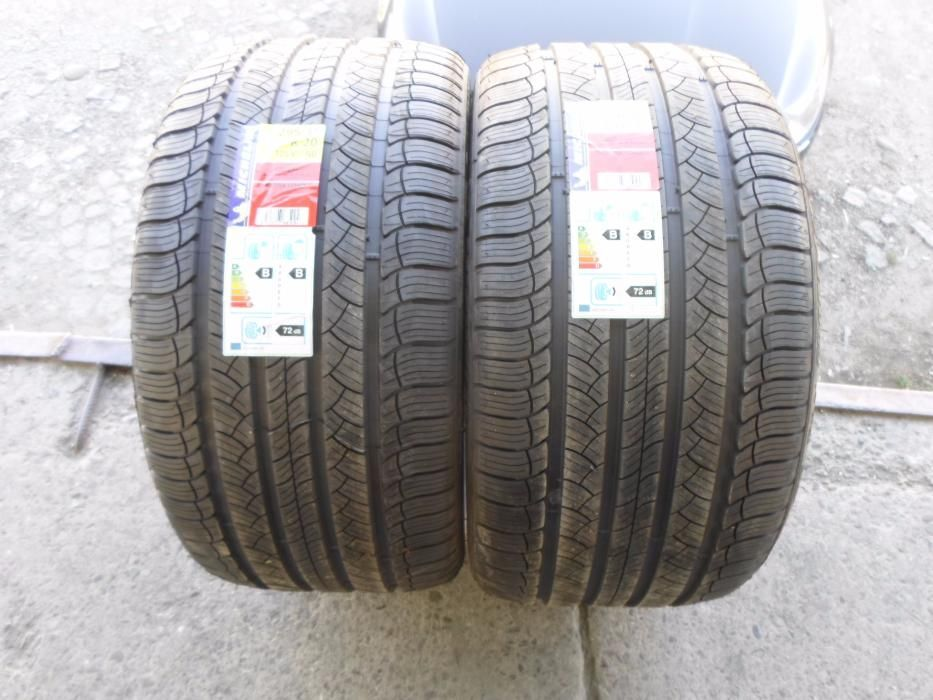 2 anvelope ms 295 35 20 michelin dot 2014 NOI