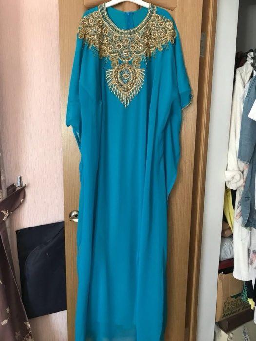 Продам новое арабское платье