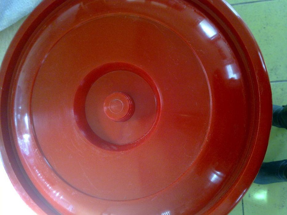 Capace plastic D 38 cm